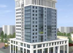 14-ти этажный жилой дом-3